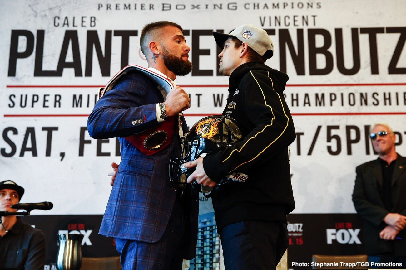 boxing-LR_TGB-PBC-PRESSER-PLANT-VS-FEIGENBUTZ-TRAPPFOTOS-FEB132020-8691 Feigenbutz And Plant Come Face To Face For The First Time Ahead Of Clash