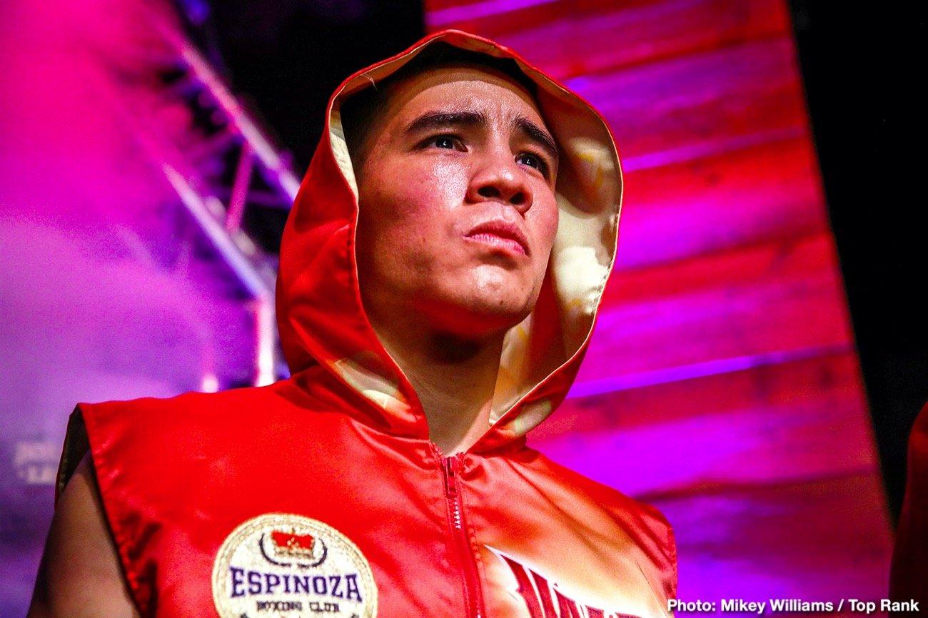 - Latest Miguel Berchelt Oscar Valdez